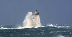 Porspoder (29) (Ronan Bzh) Tags: porspoder phare four lighthouse nikon d7100 tempête storm wave sun