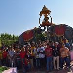 Visit to Nilkanthdham  (3)