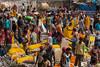 Marché aux fleurs de Mullick Ghat, Calcutta, Bengale occidental, Inde (Pascale Jaquet & Olivier Noaillon) Tags: marchéauxfleurs ambiance calcutta bengaleoccidental inde ind