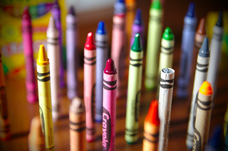 Crayons (Out of the Box)