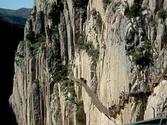 CORTADOS DEL CAMINITO DEL REY (camara.bag) Tags: cortados naturaleza turismo montaña saltos sierradelosgaitanes desfiladeros ardales malaga españa fauna flora canales