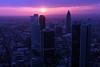 Frankfurt0402 (schulzharri) Tags: downtown city stadt skyscraper hochhaus wolkenkratzer frankfurt deutschland hessen