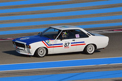Opel Commodore GS/E - 1974 (jfhweb) Tags: jeffweb sportauto sportcar racecar voituredecollection voiturehistorique vehiculehistorique voituredecourse courseautomobile circuitpaulricard circuitducastellet lecastellet httt 10000toursducastellet 10000tours heritagetouringcup htc opel commodore