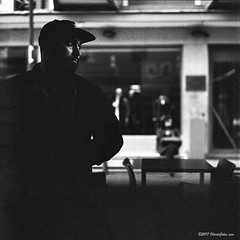 "#streetphotography #blackandwhite #film #pescara #people #rolleiflex #kodak (""Olivier Jules"") Tags: streetphotography blackandwhite film pescara people rolleiflex kodak"
