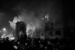 (Ibon M.) Tags: olentzero barañain christmas gabonak eguberriak basque navarra nafarroa noiretblanc