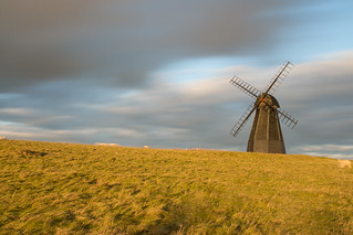 Evening at Rottingdean Windmill Explored