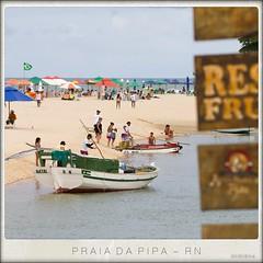 (nhDantas) Tags: norte do grande rio beach praia voyage viaggio travel trip vacation brasil brazil rn natal pipa nordeste