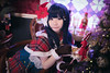 Tsushima Yoshiko (hokkeiv) Tags: fujifilm xt2 nikkor f14g cosplay portrait 35mm