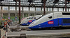 The Pointy Ends (whosoever2) Tags: sncf paris france garedelyon train railway station tgv sony dscrx100m3 june 2016