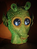 Greedo mask from Star Wars Episode IV: A New Hope at the MoPop Museum in Seattle Washington (mharrsch) Tags: greedo alien green starwars movie cinema costume mopopmuseum seattle washington mharrsch