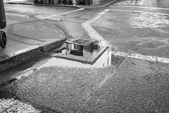 DSCF3133.jpg (RHMImages) Tags: morning reflections 23mm blackandwhite monochrome puddle xt2 bnw fuji streetphotography nevadacounty bw nevadacity fujifilm farmersmarket