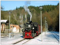 HSB - 2003-05 (olherfoto) Tags: bahn eisenbahn schmalspurbahn selketalbahn harz harzerschmalspurbahnen vasut kisvasut zug dampf dampflok dampfzug rail railroad railway steam train steamtrain narrowgauge