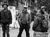 Harlem (Jack the Hat Photographic) Tags: harlem nyc newyork people street men candid olympus penf 12100mm bw usa urban