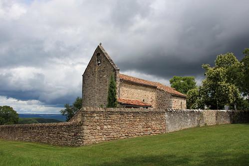 Église de Roussayrolles (XIII)