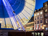 The big Wheel / Rijsel  (Lille) (zilverbat.) Tags: longexposurebynight blues bluehour longexposure night nightphotography image innercity urbanvibes zilverbat nightshot wheel france frankrijk canon bild buildings centrum lille europe