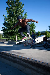 Darnell - Heelflip (MarekSokal) Tags: skateboarding f4l mareksokal sports outside winnipeg