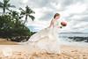 Maui Wedding Bride Dancer (brandon.vincent) Tags: yellow maui wedding photographer photography destination beach makena bride