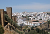 Ronda (mφop plaφer) Tags: white blanc village andalucia andalousie spain espana espagne ronda muraille rempart château castel tour tower