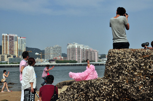 photoshoot in Gulangyu, Xiamen