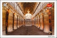 postcard - from Tremotina, Germany (Jassy-50) Tags: postcard postcrossing india ajantacaves buddhistcaves ajanta buddhist cave monument unescoworldheritagesite unescoworldheritage unesco worldheritagesite worldheritage whs