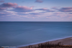 Looking Out Towards the Deep Blue Sea (Samantha Decker) Tags: atlanticocean canonef24105mmf4lisusm canoneos6d capecod eastham ma massachusetts nausetlightbeach newengland outercape samanthadecker
