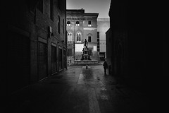 Neptune Again (Enricodot) Tags: enricodot blackandwhite black white bianconero bianco nero street streetphotographer streetphotography bologna city citylife