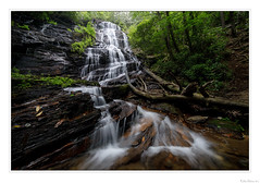 Layers and Curves at Horsetrough Falls (John Cothron) Tags: 15mm americansouth blairsville cpl canoneos5dmkiv carlzeiss chattahoocheeoconeenationalforest cothronphotography distagon1528ze dixie georgia horsetroughfalls johncothron southatlanticstates southernregion thesouth us usa unioncounty unitedstatesofamerica zeissdistagont2815mmze circularpolarizingfilter clearsky deadtree environment falling flowing forest landscape log longexposure lowwaterlevel morninglight moss nature outdoor outside protected rock rockformations scenic summer sunny water waterfall img19793170826 ©johncothron2017 layersandcurvesathorsetroughfalls