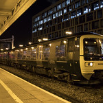 Class 166 Turbo DMU 166208 at Cardiff Central thumbnail