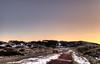 Entrance to the dunes of Schoorl. (Alex-de-Haas) Tags: 1635mm camperduin d750 dutch hdr holland hondsbosschezeewering nederland nederlands netherlands nikkor nikkor1635mm nikon nikond750 noordholland schoorlseduinen thenetherlands westfriesland belichting cloudless daglicht daylight duin duinen dune dunes handheld hemel highdynamicrange landscape landscapephotography landschap landschapsfotografie licht light lighting lucht onbewolkt skies sky sneeuw snow sundown sunset unclouded winter zonsondergang
