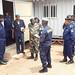 Visite de l'adjoint au Police Commissionner MONUSCO a kalemie