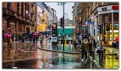 Then There Was Snow (Gordon McCallum) Tags: blackfriday snow streetscene buchannansteet glasgow glasgowcitycentre scotland shopping christmasshopping architecture predestrianprecinct sony sonya6000 sigma30mm114contemporarylens winter