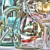 Shimmering Christmas Present - Regalo De Navidad Brilla A Través (Konny :-))) Tags: glasses glas vetro vidrio verre vidro