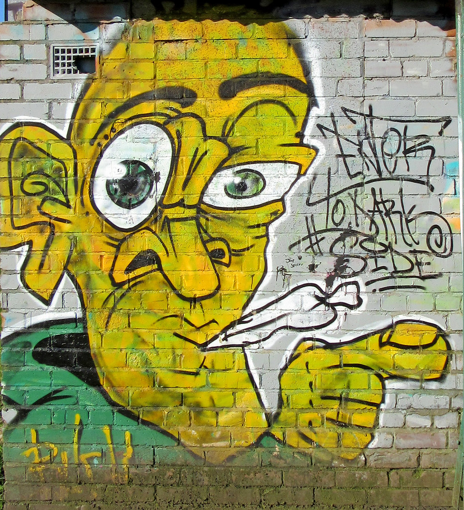 The World\'s Best Photos of graffiti and stoner - Flickr Hive Mind