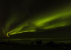 Christmas in Lofoten! (hjhoff2) Tags: lofoten midnight northernlights auroraborealis starrynight