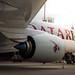 Frankfurt Airport: Qatar Airways