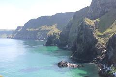 IMG_3793 (avsfan1321) Tags: ireland northernireland unitedkingdom uk countyantrim ballycastle carrickarede carrickarederopebridge nationaltrust landscape green blue ocean atlanticocean