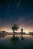 Voyage under the stars (Alex Savenok) Tags: stars startrails starstrail sky nightsky dramatic skydrama astrophoto dreams dreamscape nightscape night nightfall nightlight modiin israel d610 samyang14mm longexposure