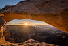 Mesa Arch B-Side (JeffMoreau) Tags: mesa arch bside canyonlands national park moab utah sunrise arches sony a77ii tokina 1116 landscape