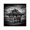 Victorian Promenade shelter (tkimages2011) Tags: blackpool seaside resort shelter building architecture arty mono monochrome gritty noisy creative moody drama metal victorian outside outdoor listedbuilding gradell grade2 iron wroughtiron