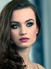 Woman head shot (hunblende) Tags: portrait woman womanportrait glamour headshot beauty beautiful makeup