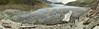 Le Glacier du Rhône. (julien ( l'ours )) Tags: panasonic dmc fz50 glacier fleuve rhone rhône col furka suisse montagne ice switzerland panorama panoramique panoramic alpes alps