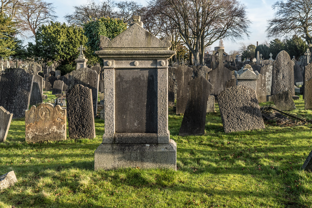 VISIT TO GLASNEVIN CEMETERY IN DUBLIN [FIRST SESSION OF 2018]-134912