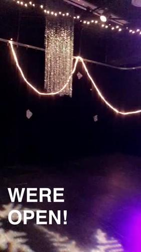 Video - Winter Wonderland dance is open