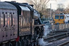 British Railways Black 5 - 45212 Salisbury (timz2011) Tags: britishrailways black5 45212 salisbury steamdreams cathedralsexpress