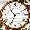 English Watch Maker (Timothy Valentine) Tags: squaredcircle 2017 tomarket clock large s 1217 bridgewater massachusetts unitedstates us