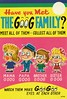 The Goog Family (grooveisintheart) Tags: vendingmachinecards vintagetoys novelty gumballmachine vintageephemera