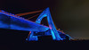 Pengwankuahai Bridge (Cyclase) Tags: bay bridge bulb dapengbaybridge langzeitbelichtung nacht night pengwankuahaibridge pingtung pingtungcounty pintung taiwan bucht ocean ozean hafen habour architecture architektur tamron 1530mm tamronsp1530mmf26divcusd