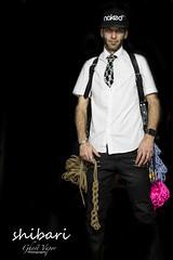 The Ghost ( Rigger ) (TheGhostVaporVision) Tags: shibari kinbaku bondage bdsm rope rigger tie wraps daisy chain knots holster ropewip wip fetish mask theghost ghostvaporphotography christmas funny artist japanese art