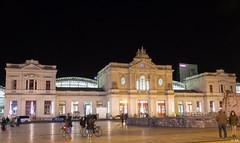 Evening in the city (Martine Lambrechts) Tags: evening city belgium leuven lighting