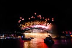 20171231-009 (alexworld) Tags: new year firework sydney harbour bridge